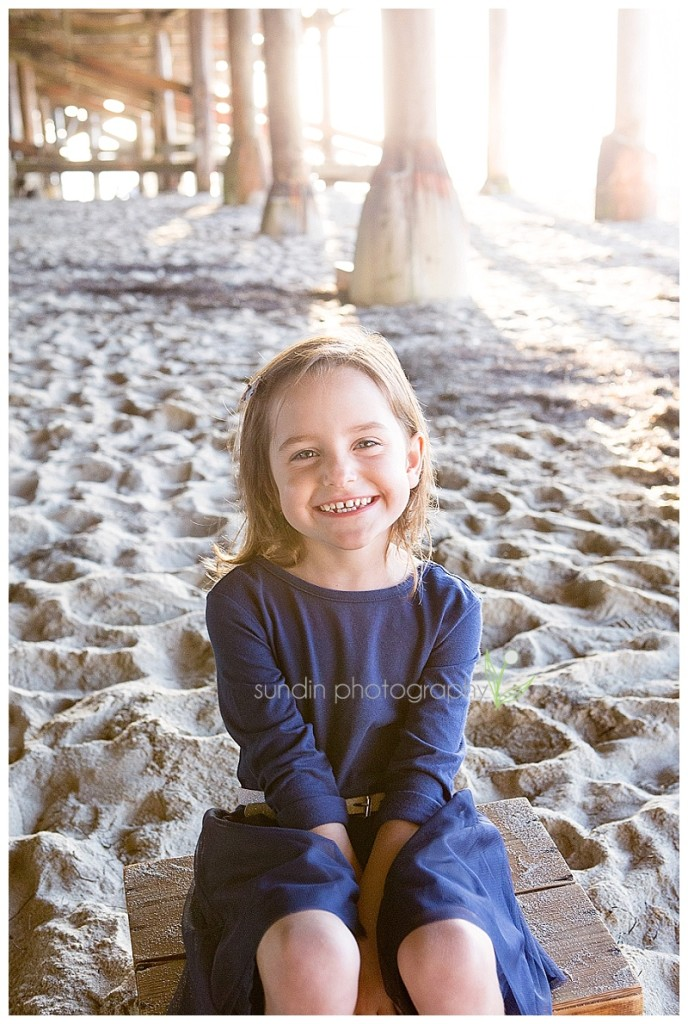 Pacific Beach Family Photography